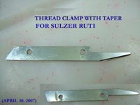 THREAD-CLAMP-WITH-TAPERs